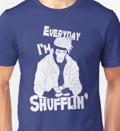 Master Shuffler Unisex T-Shirt