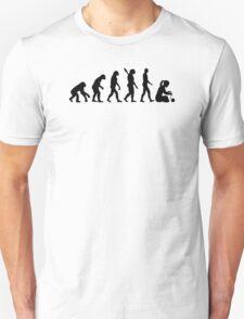 Evolution Knitting Unisex T-Shirt