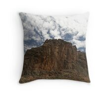 Corroboree Rock, East MacDonnell Ranges, Northern Territory. Throw Pillow