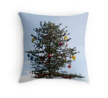Have yourself a very Ozzie Christmas Throw Pillow