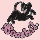 Booshi! by thickblackoutline