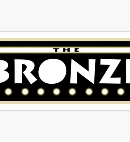 Bronze Sticker