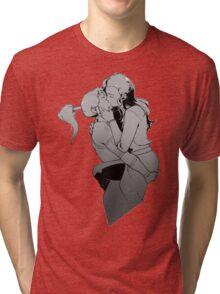 Korrasami Kiss Tri-blend T-Shirt