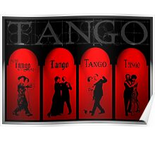 Tango aces Poster