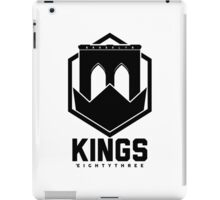 Kings '83 iPad Case/Skin