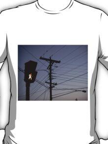 Crosswalk light T-Shirt