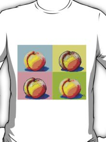 4 Peaches, Like Andy Warhol T-Shirt