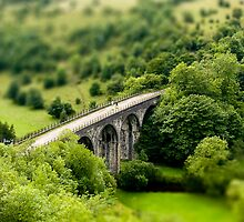 Monsal Head - The Peak District by Steven  Lee