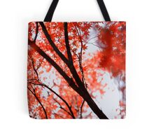 Looking up into another world; Yoyogi Park, Tokyo, Japan Tote Bag