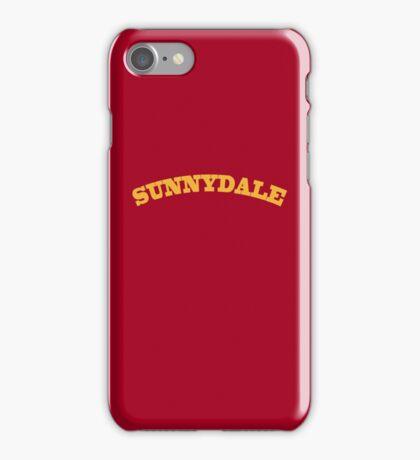 Sunnydale Gym iPhone Case/Skin