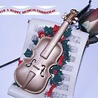 Musical Christmas by DreamCatcher/ Kyrah Barbette L Hale