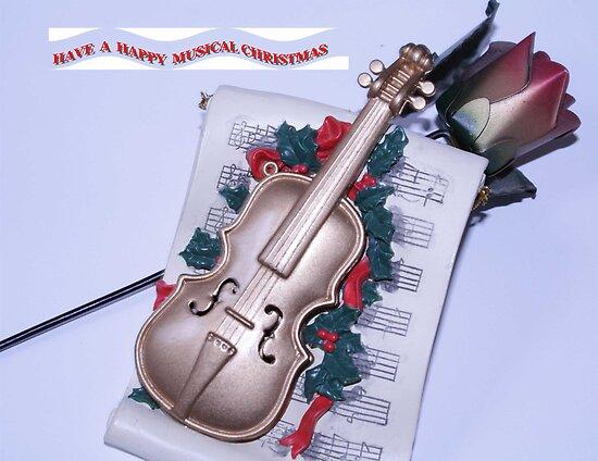 Musical Christmas by DreamCatcher/ Kyrah Barbette L Hale
