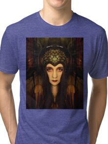 Tamed and torn Tri-blend T-Shirt