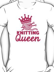Knitting queen T-Shirt