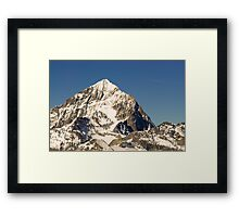 Dent Blance Framed Print