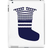 Knitting sock iPad Case/Skin