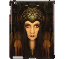 Tamed and torn iPad Case/Skin