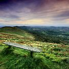 The Malvern Hills: Elgar's Inspiration by Angie Latham