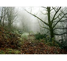 Malvern Hills : Winter Photographic Print
