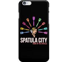 Spatula City iPhone Case/Skin