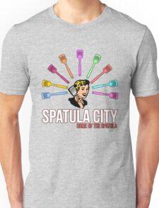 Spatula City Unisex T-Shirt