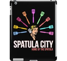 Spatula City iPad Case/Skin