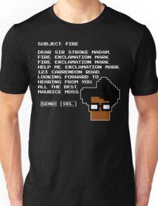 Subject Fire Moss T Shirt Unisex T-Shirt