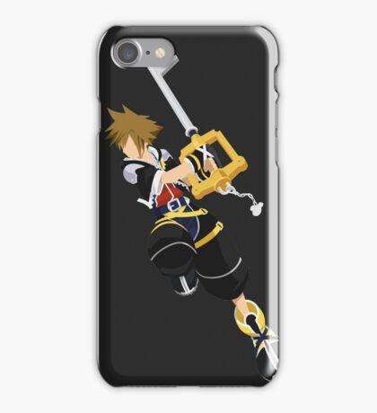 Sora (Kingdom Hearts) iPhone Case/Skin