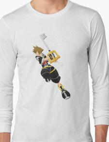 Sora (Kingdom Hearts) Long Sleeve T-Shirt
