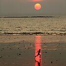 Sunset-Runner by amulya