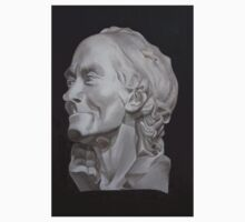 Voltaire Bust Painting Kids Clothes