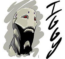 Iggy by Varus-Art