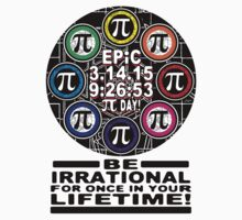 Ultimate Memorial for Epic Pi Day  Symbols One Piece - Long Sleeve
