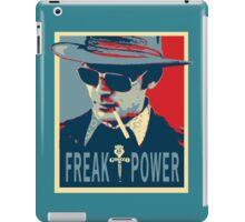 HST- Freak Power iPad Case/Skin