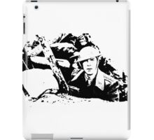 Parade's end - the trench iPad Case/Skin