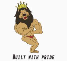 Built with Pride Kids Tee