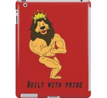 Built with Pride iPad Case/Skin