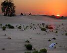 Sunset Prayers by John Douglas
