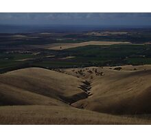 off Loud's Hill Road, Sellick's Hill Range Photographic Print