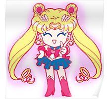 Kawaii! Sailor Moon Poster