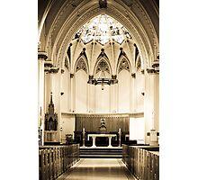 St Mary's Basilica Photographic Print