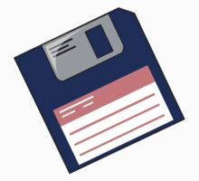 Blank Floppy by caymanlogic