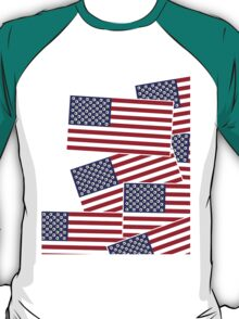 United States of Soccer T-Shirt