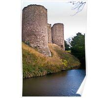 White Castle (Castell Gwyn) Poster
