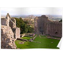 White Castle (Castell Gwyn) inner Poster