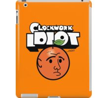 Clockwork Idiot iPad Case/Skin