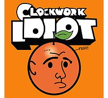 Clockwork Idiot Photographic Print