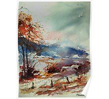 watercolor 221108 Poster