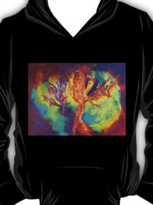 """""""Coral Forest"""" original artwork by Laura Tozer T-Shirt"""