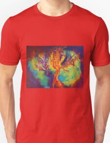 """Coral Forest"" original artwork by Laura Tozer Unisex T-Shirt"